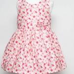 เสื้อผ้าเด็ก ชุดเดรส ชุดกระโปรงสำหรับเด็กผู้หญิง Mini Flower (ส่งฟรี)