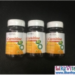 Set Vistra 3L-Carnitine Plus 3L 20 แคปซูล X 3 ขวด