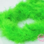 ขนมิงค์เฟอร์ สีเขียวอ่อน