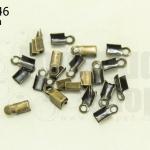บานพับ สีทองเหลือง 4X9มิล(20ชิ้น)