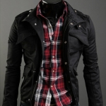 แจ็คเก็ตผู้ชายmen's casual jackets