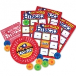 ของเล่นเด็ก ของเล่นเสริมพัฒนาการ Sight Word Bingo