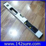 เครื่องวัดองศา มิเตอร์วัดองศาดิจิตอล 360องศา พร้อมวัดระดับน้ำ2ระดับ ขนาด600มม Digital Angle Finder Meter Protractor Spirit Level 600mm