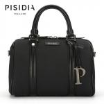 กระเป๋าแบรนด์เนม PISIDIA รุ่น WELKIN สีดำ (ส่งฟรี EMS)
