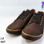 รองเท้าผ้าใบ Sport สปอร์ตชายY-BOKAI รุ่น BOK663 สีน้ำตาล เบอร์41-45