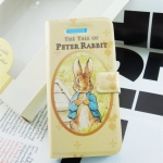 Case iPhone 5 The Tale of Peter Rabbit Wallet Case