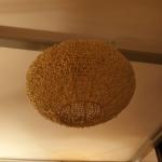 โคมไฟหวายแบบแขวนเพดาน Rattan Ceiling Lamp (RCL012)