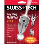 SWISS-TECH Key Ring Multi-Tool 7-in-1