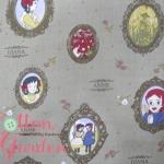 คอตตอนญี่ปุ่น ลาย แอน ( Ann of Green Gabel) เป็นการ์ตูนญี่ปุ่นค่ะ เหมาะสำหรับงานผ้าทุกชนิด ตัด กระโปรง ทำกระเป๋า ปลอกหมอน และอื่นๆ