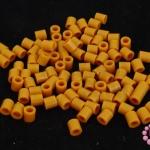 เม็ดบีทรีดร้อน สีน้ำตาลอ่อน 5 มิล (1ขีด/1,820ชิ้น)