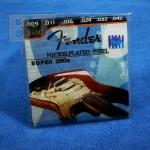ชุดสายกีต้าร์ไฟฟ้า (6 สาย) ยี่ห้อ Fender แท้