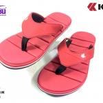 รองเท้าแตะ KITO กีโต้ รหัส AA1M สีแดง เบอร์ 40-43