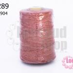 เชือกเทียน ตรากีตาร์(ม้วนใหญ่) สีน้ำตาล เบอร์ 2 #904 (1ม้วน)