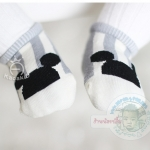 ถุงเท้ากันลื่นไซส์ 10-12,12-14 ซม. MSH41