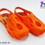 รองเท้า แอ๊ดด้า เด็ก ADDA รุ่น 5JH02-B1 สีส้ม เบอร์ 11-3