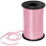 ริบบิ้นม้วนใหญ่ สีชมพูอ่อน สำหรับผูกลูกโป่ง ยาว 350 เมตร - Light Pink Curling Ribbon