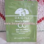 Origins smarty plants cc cream 1.5 ml. ขนาดทดลองแบบซอง