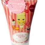 Cathy Doll Creamy Pinky AHA Stim Cell กลิ่น Romantic Sweet Pea 100ml หนัก 125g.