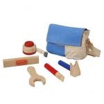 ของเล่นไม้ ของเล่นเด็ก ของเล่นเสริมพัฒนาการ Tool Belt (ส่งฟรี)