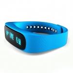 นาฬิกาอัจฉริยะ Bluetooth-Sport Healthy-Mobile Smart Watch - สีฟ้า