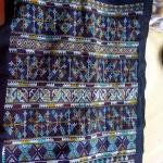 ผ้าปักมือ ลายโบราญ+ลายประยุกต์ สีคลาสสิค