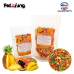 Exotic Nutrition - Island Blend Dried Fruit Mix ผลไม้รวมอบแห้ง (15g./45g./135g.)