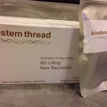 Biostem thread 6D lifting , Korea