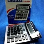เครื่องคิดเลขตั้งโต๊ะขนาดใหญ่ 12 หลัก OSALO OS-1200V