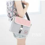 B014 Iconic Cube Bag