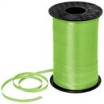 ริบบิ้นม้วนใหญ่ สีเขียวอ่อน สำหรับผูกลูกโป่ง ยาว 350 เมตร - Light Green Curling Ribbon
