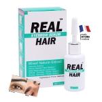 Real Hair : Eye & Brow Serum 12 ml. เซรั่มเข้มข้น แก้ปัญหาคิ้วบาง ขนตาบาง หลุดร่วงง่าย