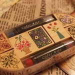 S019 Lace Corner Stamp set