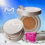 Macqueen Mineral CC Cushion Cover ซีซีครีม (ตลับจริง + รีฟิล) 1 set