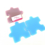 Jigsaw Glass Coaster