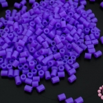 เม็ดบีทรีดร้อน สีม่วง 2.5มิล (1ขีด/ชิ้น)