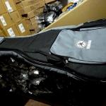 กระเป๋ากีตาร์โปร่ง - YAMAHA ผ้าบุฟองน้ำหนา (ของแท้)