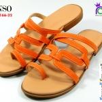 senso (เซนโซ) สีส้ม รุ่นJ88166-22 เบอร์36-40