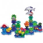 ของเล่นเด็ก ของเล่นเสริมพัฒนาการ Under the Sea Gears Building Set (ส่งฟรี)