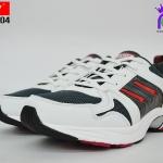 รองเท้าวิ่งบาโอจิ BAOJI รุ่น DK99404 สีขาวแดง เบอร์41-45