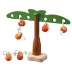 ของเล่นไม้ ของเล่นเด็ก ของเล่นเสริมพัฒนาการ Balancing Monkeys ลูกลิงสอนสมดุล (ส่งฟรี)