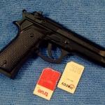 ปืนไฟแช็ครุ่น M92F พร้อมกระเป๋า