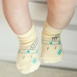 ถุงเท้ากันลื่นไซส์ 11-13,13-15 ซม.
