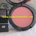 MAC blush # fleur power