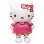 ลูกโป่งฟลอย์ Hello Kitty ไซส์ Jumbo (แพ็ค10ใบ)/ TL-A038