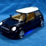 Model Car Austin Mini Cooper S สีดำ