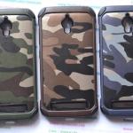 เคส Asus ZenFone Go 5.0 (ZC500TG) เคสกันกระแทกลายทหาร