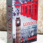 ตู้เซฟหนังสือ LONDON ขนาดกลาง