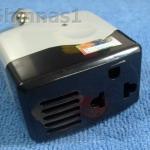 แปลงไฟรถเป็นไฟบ้าน 220 V ใช้กับอุปกรณ์ชาร์ทไฟ