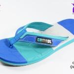 รองเท้าแตะGambol แกมโบล รหัส GM11234 สีฟ้า เบอร์ 40-44