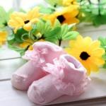 ถุงเท้าเด็กมีระบาย ไซส์ 7-8.5,8-10 ซม. MSC34